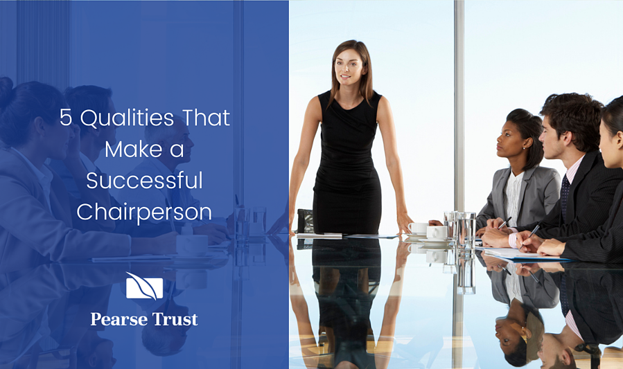 5 Qualities That Make a Successful Chairperson