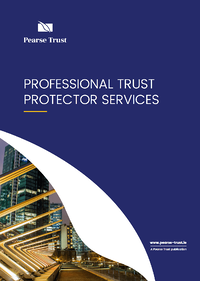 Professional Trust Protector Services Whitepaper Cover