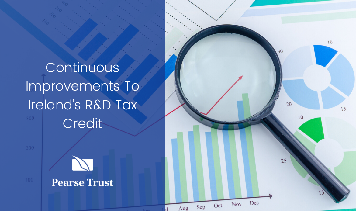 Continuous Improvements To Ireland's R&D Tax Credit