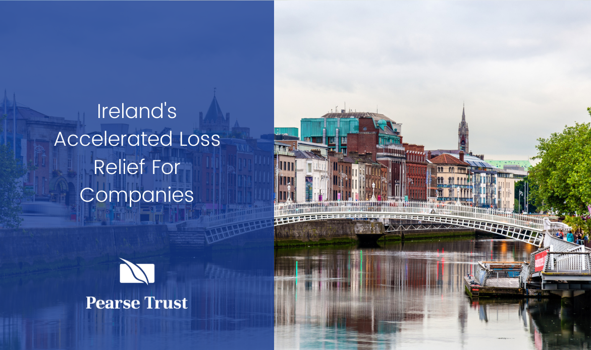 Irelands Accelerated Loss Relief For Companies