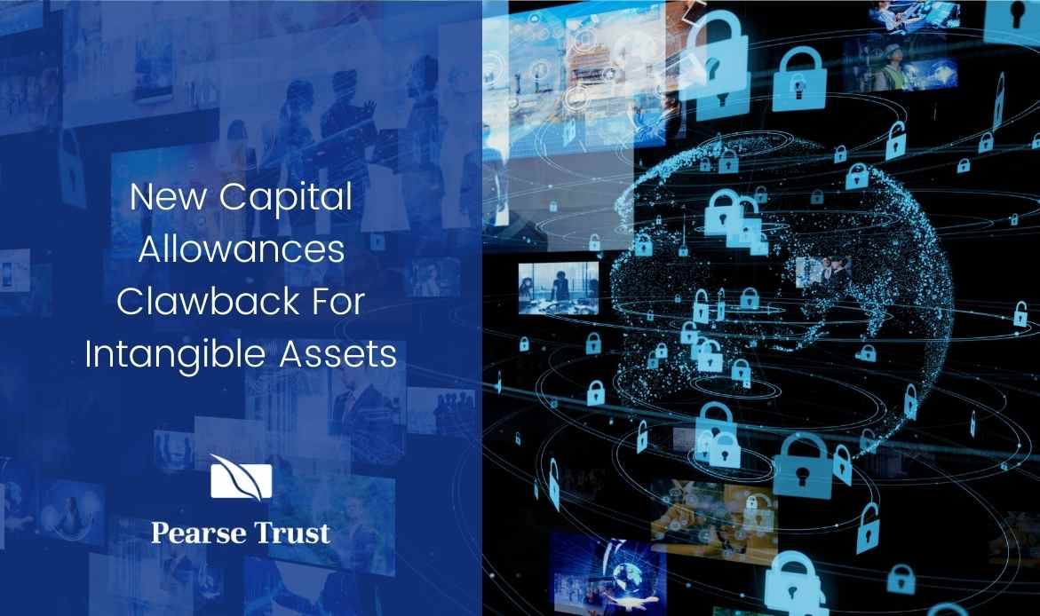 New Capital Allowances Clawback For Intangible Assets