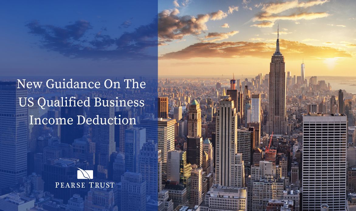 New Guidance On The US Qualified Business Income Deduction (1)