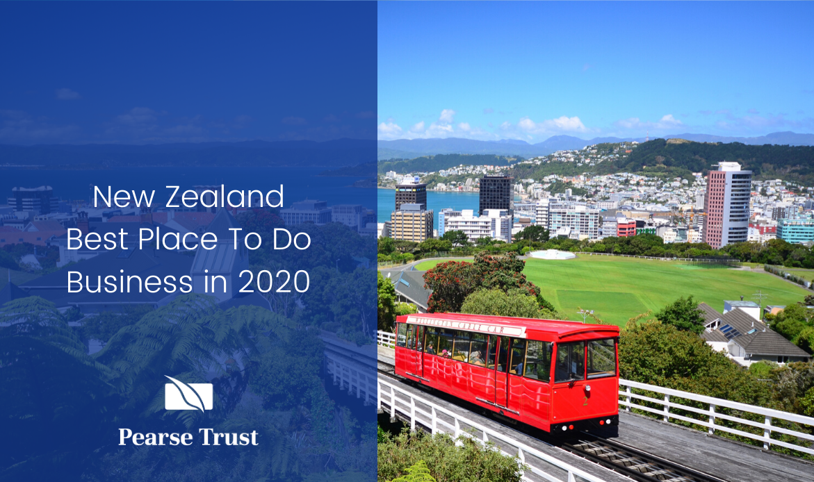 New Zealand Best Place To Do Business in 2020
