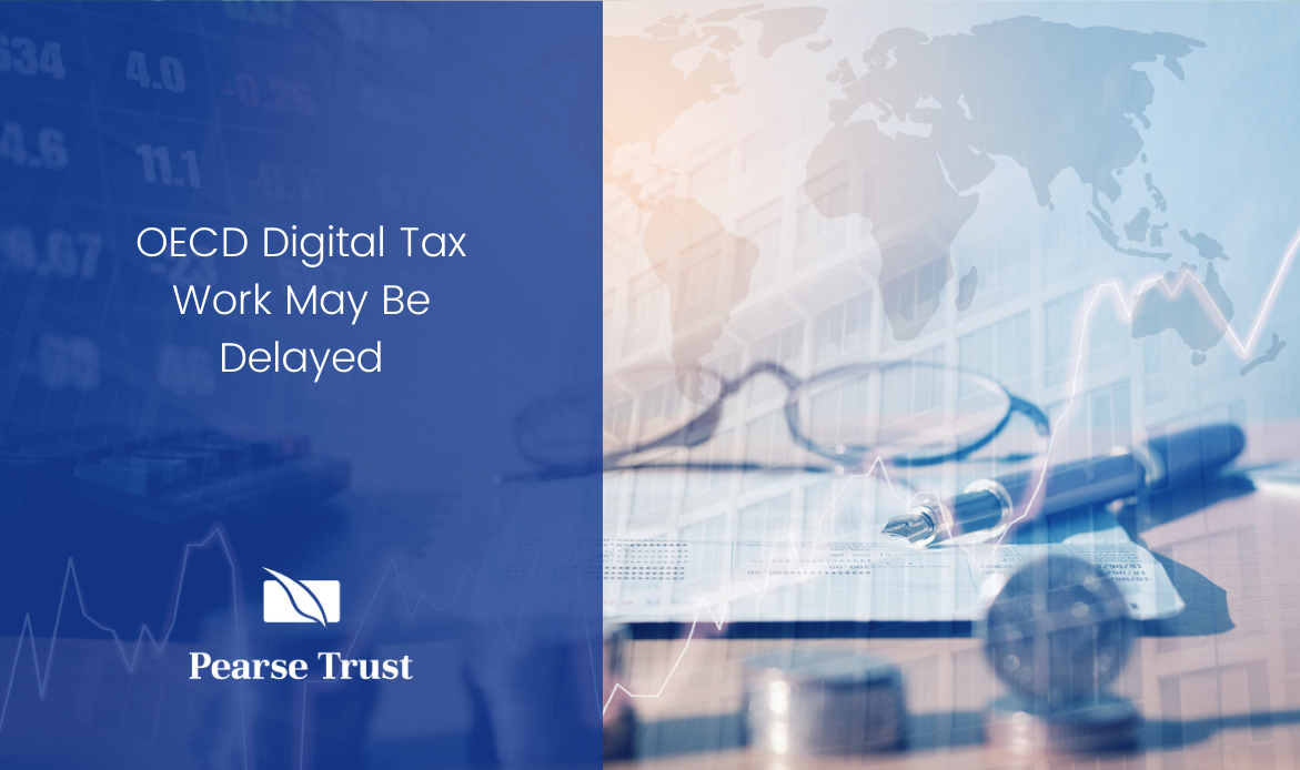 OECD Digital Tax Work May Be Delayed