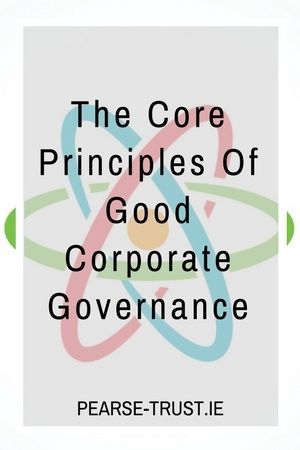 key elements of corporate governance