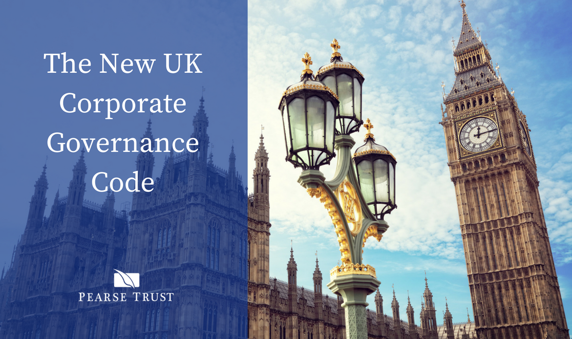 The New UK Corporate Governance Code
