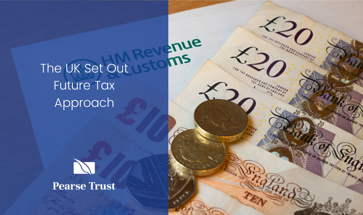 The UK Sets Out Future Tax Approach