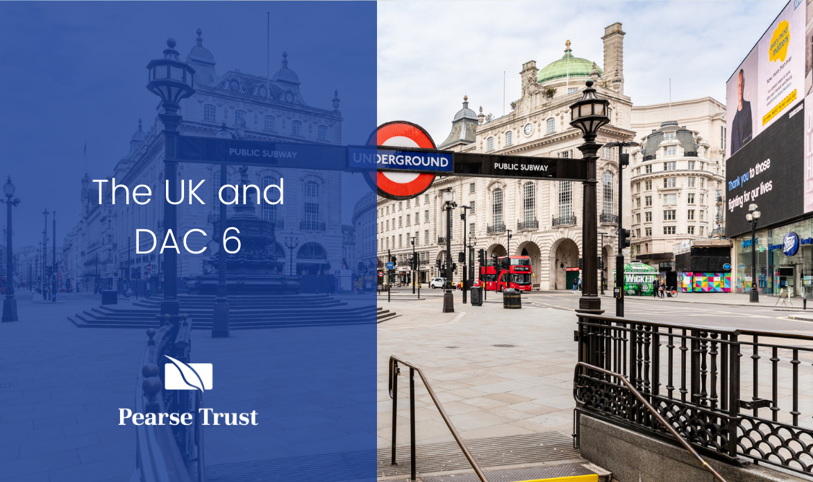 The UK and DAC 6
