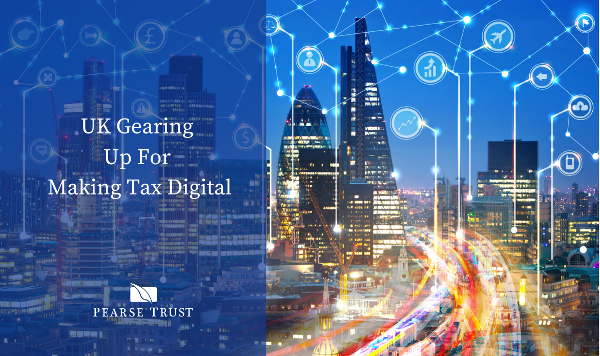 UK Gearing Up For Making Tax Digital