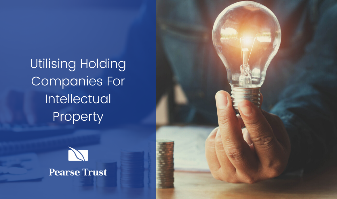 Utilising Holding Companies For Intellectual Property