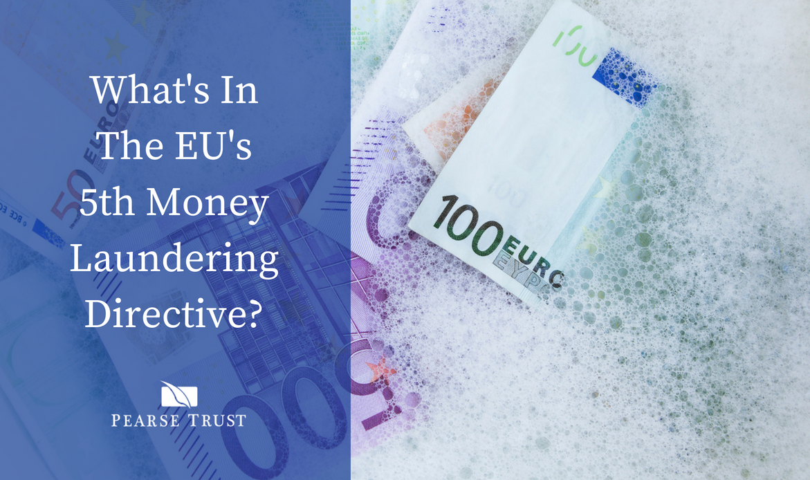 What's In The EU's Fifth Money Laundering Directive?