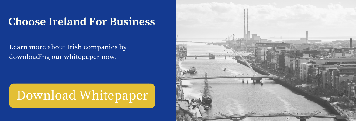 Choose Ireland For Business - Whitepaper