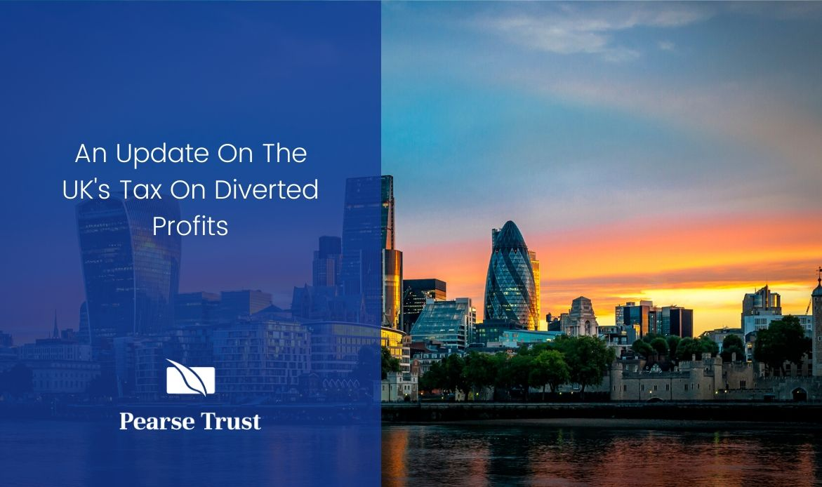 An Update On The UK's Tax On Diverted Profits