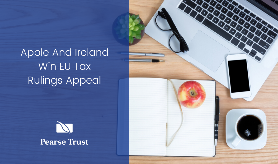 Apple And Ireland Win EU Tax Rulings Appeal
