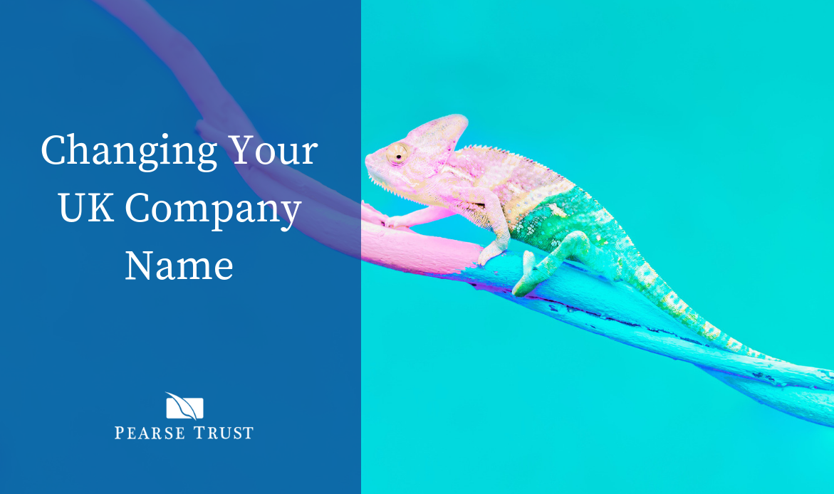 Changing Your UK Company Name
