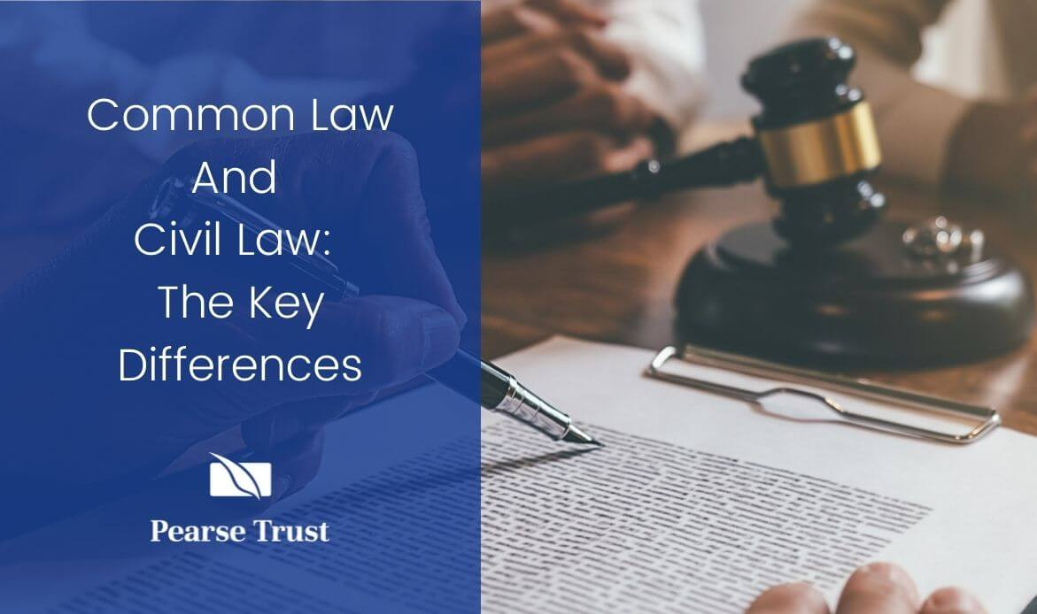 Common Law And Civil Law: The Key Differences