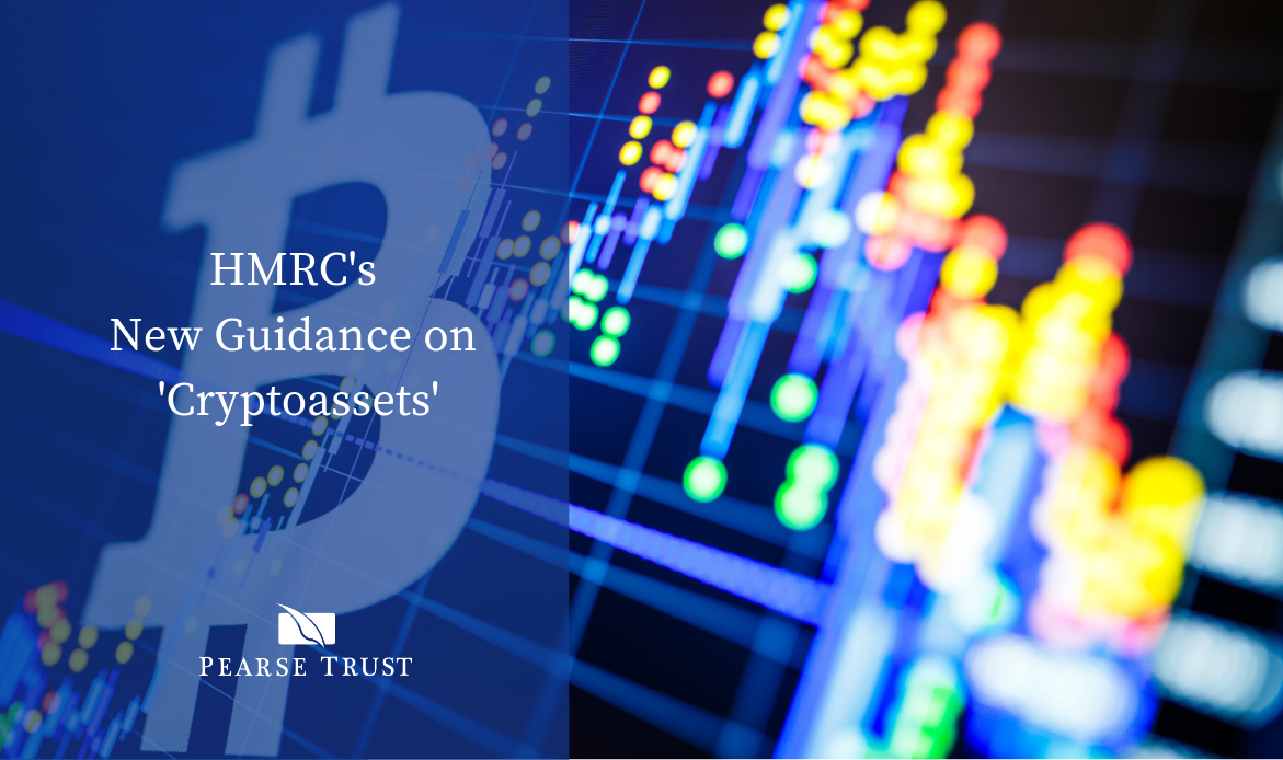 HMRC's New Guidance on 'Cryptoassets'