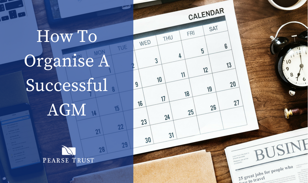 How to organise a successful AGM