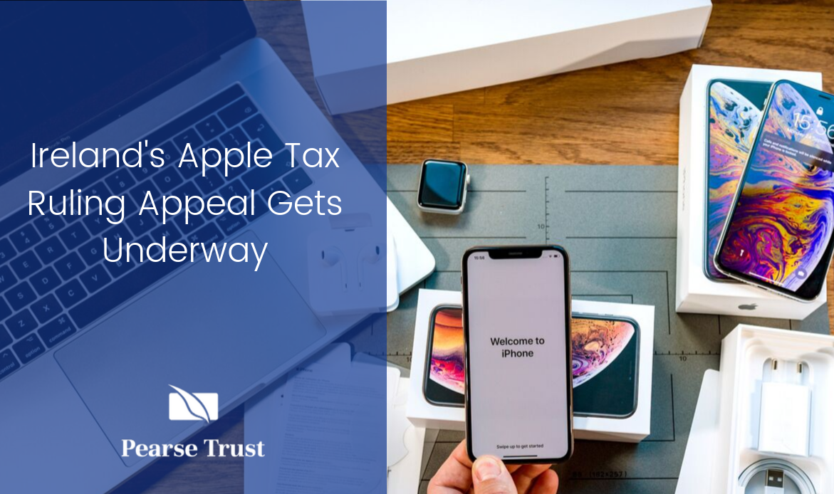 Irelands Apple Tax Ruling Appeal Gets Underway