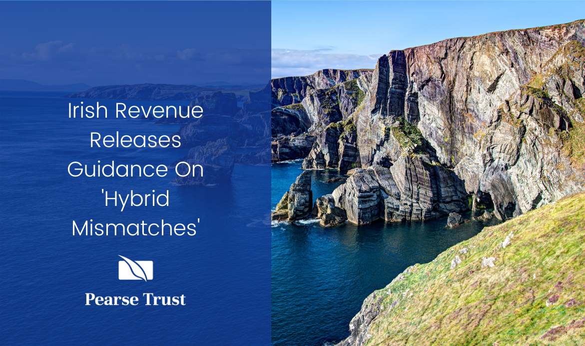 Irish Revenue Releases Guidance On 'Hybrid Mismatches'