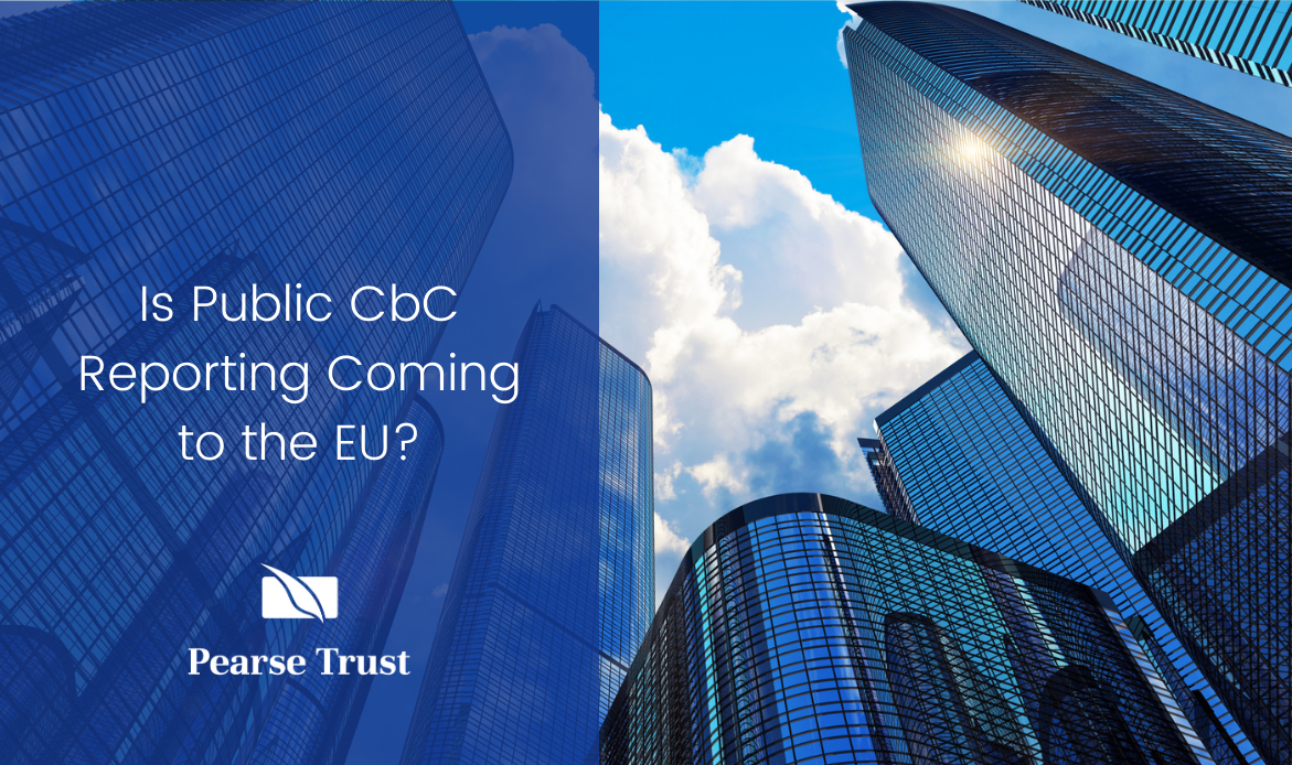 Is Public CbC Reporting Coming to the EU?