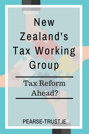 New Zealand's Tax Working Group - tax reform ahead_