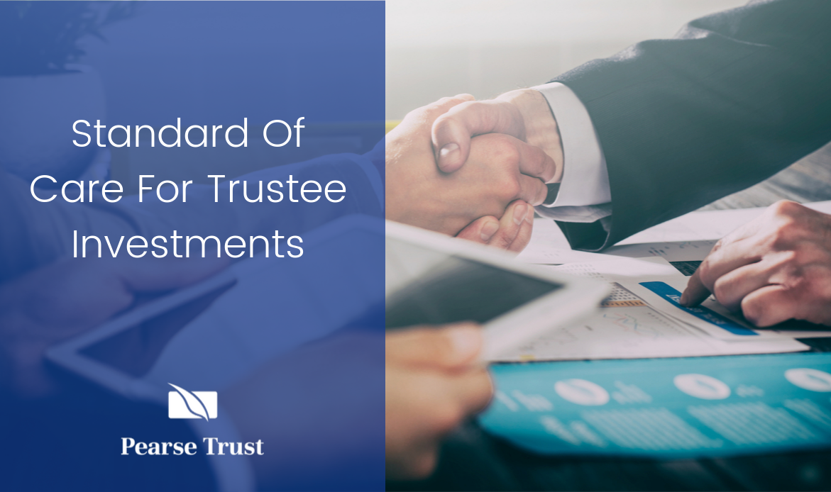 Standard Of Care For Trustee Investments