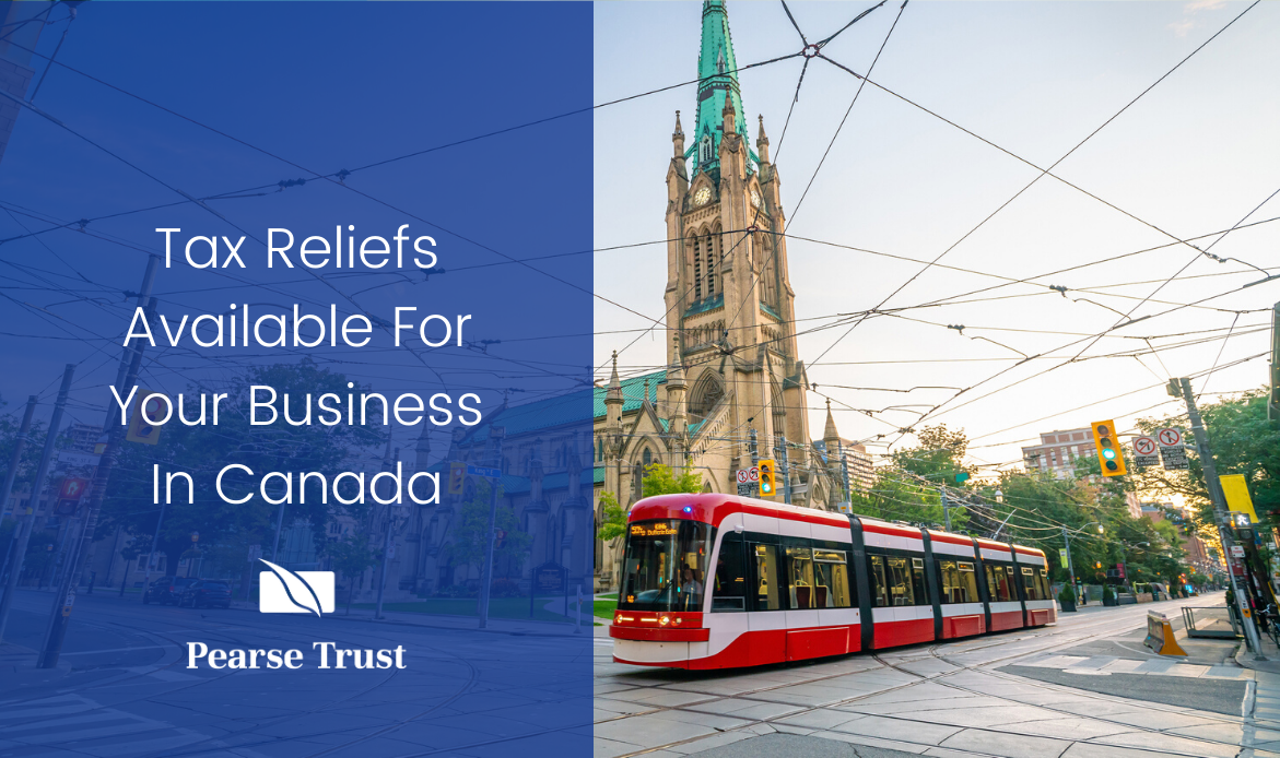 Tax Reliefs Available For Your Business In Canada