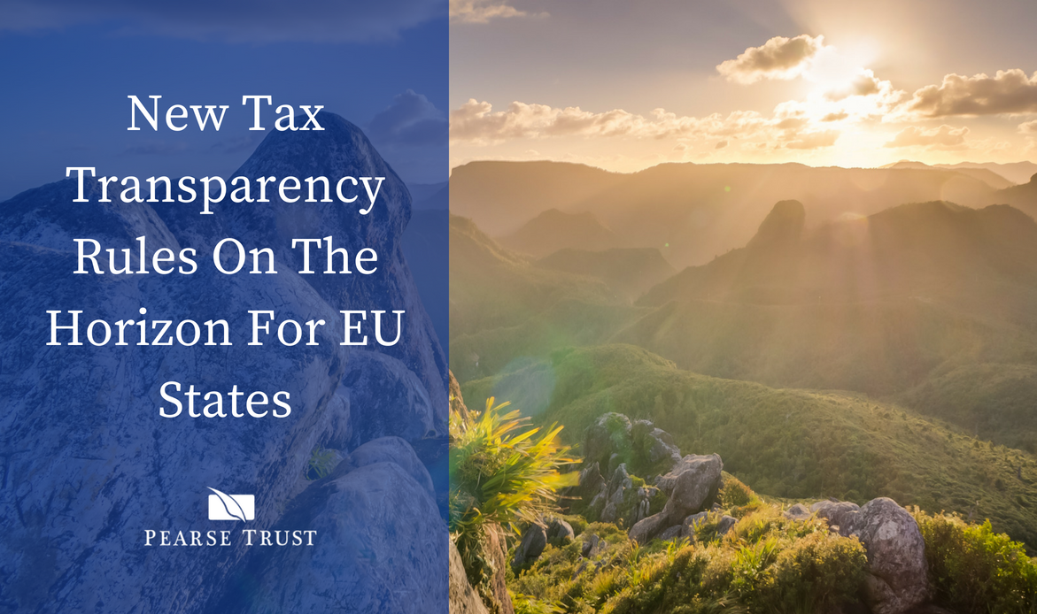 The EU's New Tax Transparency Rules for Intermediaries