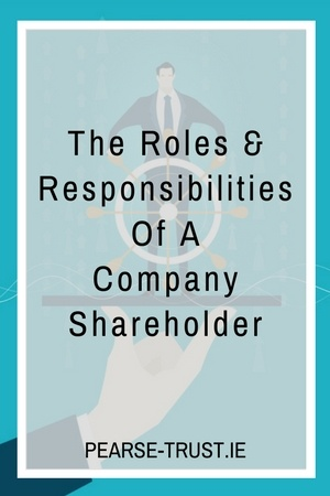 roles responsibilities of a company shareholder