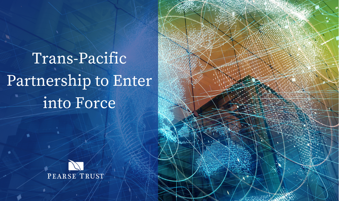 Trans-Pacific Partnership to Enter into Force (1)