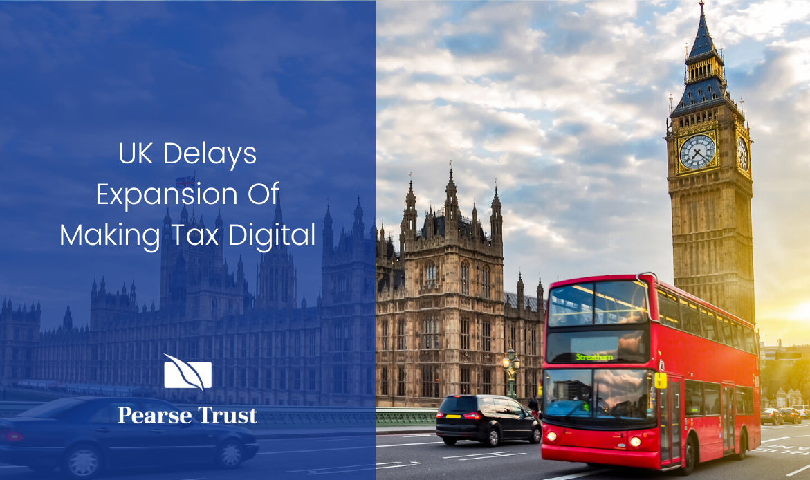 UK Delays Expansion Of Making Tax Digital