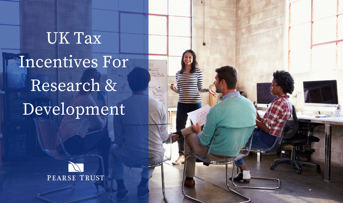 UK Tax Incentives For Research & Development