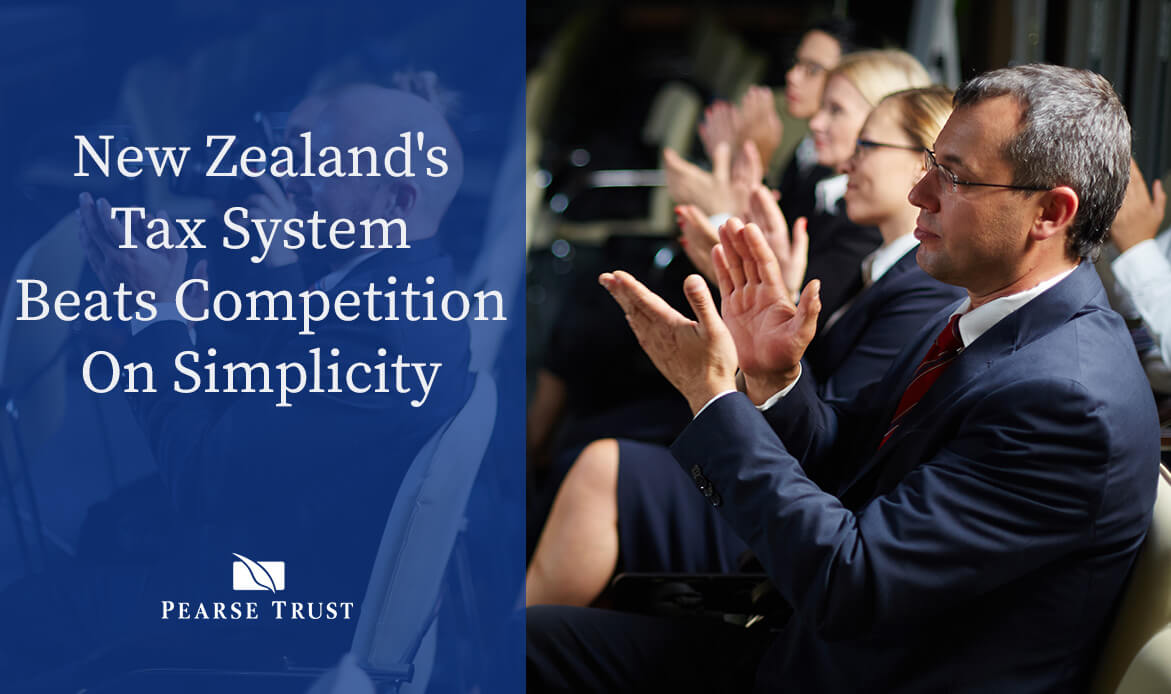 New Zealand's Tax System Beats Competition On Simplicity